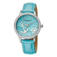 Stuhrling Original Women&#x27;s Verona Del Mar Swiss Quartz Watch | Overstock.com