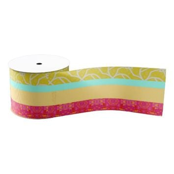 Ocean Stripes Ribbon by KCS