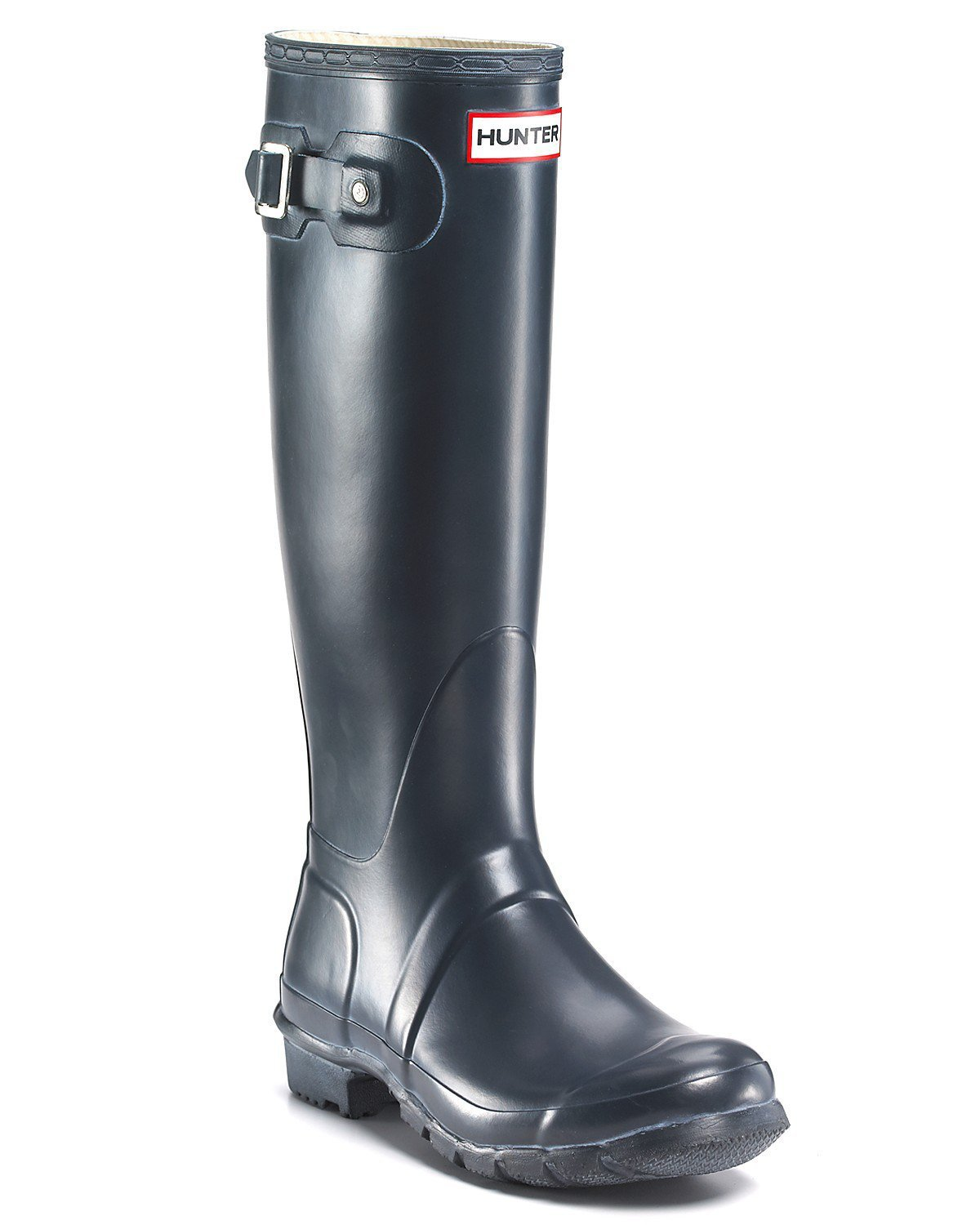 Hunter Women's Original Rain Boots - Navy | Bloomingdale's