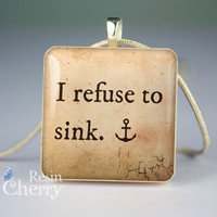 quote pendant,resin pendants,scrabble tile necklace,glass pendant,necklace pendants- P1228SP