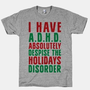 I Have A.D.H.D.