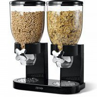 Classic - Dry Food Dispenser - Double Canister