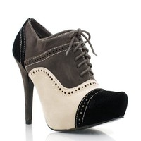 perforated-oxford-heels BLACKMULTI CAMELMULTI GREYMULTI TAUPEMULTI - GoJane.com
