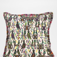 Dos Rubias One-Of-A-Kind Pillow Cover