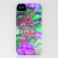 Lion circles iPhone Case by Gypsy Gemini  | Society6
