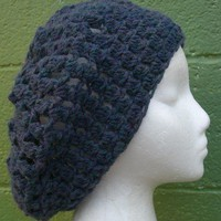 PDF Pattern for Slouchy Beanie Beret Hat