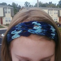 Wild Ivy Design | Crochet Headband size infant to adult | Online Store Powered by Storenvy