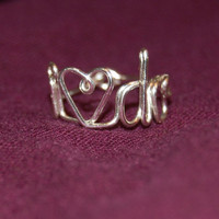 I &#x27;Heart&#x27; Do Ring