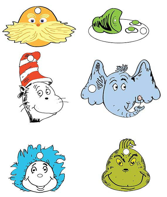 Dr. Seuss Great Day For Up Book Images - Frompo
