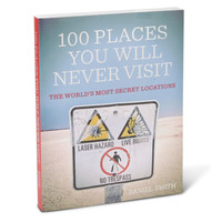 The World's Most Secret Locations