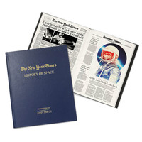 The New York Times History of Space
