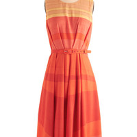 Eva Franco Sun-Settling In Dress | Mod Retro Vintage Dresses | ModCloth.com