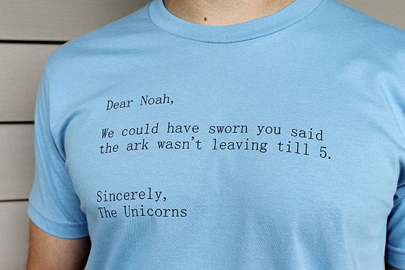 Dear Noah T-Shirt (Guys & Gals)