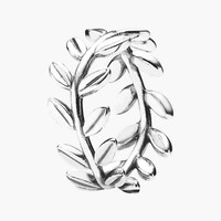Women's PANDORA 'Laurel Wreath' Band Ring
