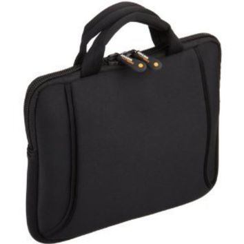 Amazon.com: AmazonBasics Netbook Bag with Handle, Fits 7- to 10-Inch Netbooks, iPad, HP Touchpad (Black): Electronics