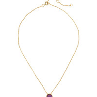 H&M - Necklace with Pendant - Gold - Ladies