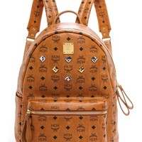 MCM Medium Sprinkle Stud Backpack
