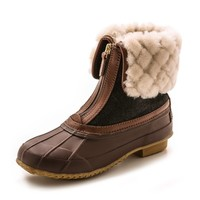 Tory Burch Abbot Booties