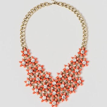 Morgan Statement Necklace