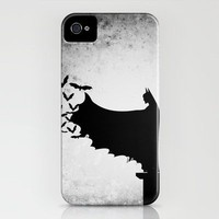 Batman the Dark Knight iPhone Case by UvinArt | Society6