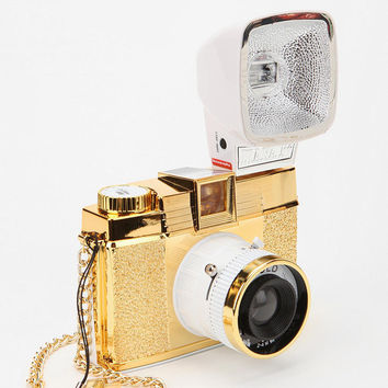 Lomography Diana+ Gold Camera
