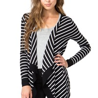 Staggered Stripes Sweater