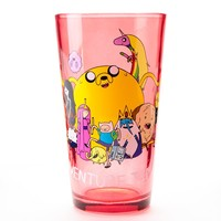 Adventure Time Character Pint Glass