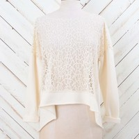 Others Follow Fanciful Filigree Sweatshirt | Altar'd State
