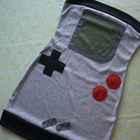 handheld game dress