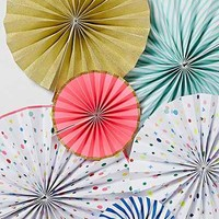 Pinwheel Party Decoration Set - Urban Outfitters