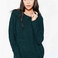 BDG Gemma Colorblock Sweater - Urban Outfitters