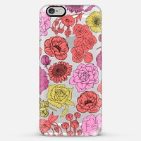 Floral Paradise iPhone 6 Plus case by Kristin Nohe | Casetify
