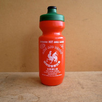 Hot Sauce Water Bottle - Gage+DeSoto - Design For Cyclists