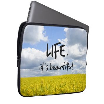 Life is Beautiful Quote Affirmation