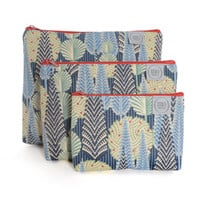 Heal's 1810 Medium Wash Bag In Trees By Cressida Bell