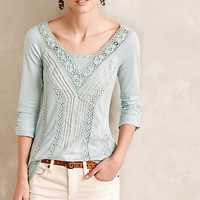 Lace Medley Top