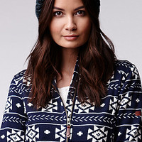 Burton Maple Beanie - Womens Sweaters - Pine - One