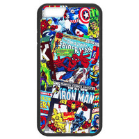Anymode Marvel Comics Avengers Comics Hard Case for Apple iPhone 6