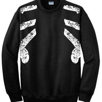 Double The Trouble Snakes Heavy Duty Unisex Sweater from R+E