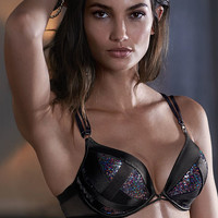 Fashion Show Add-2-Cups Halter Push-Up Bra - Bombshell - Victoria's Secret