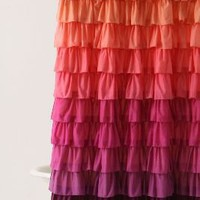 Smoldering Hues Shower Curtain-Anthropologie.com