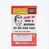 How to Spot a Bastard Book - Urban Outfitters