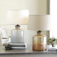 Ellis Glass Table Lamp  | Ballard Designs