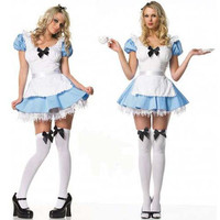 Cute Naughty U-neck Short Lolita Dress For Girls [TQL120322098] - £20.59 :