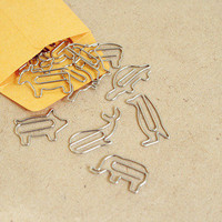 the wanderlust | Animal Paper Clips | Online Store Powered by Storenvy