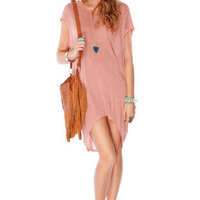 Lazy Day Tee Dress $38