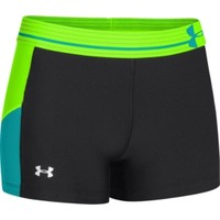 Under Armour Women's HeatGear Sonic Alpha Printed Shorts