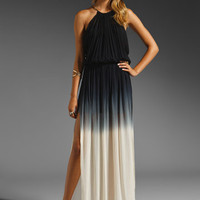 Young, Fabulous &amp; Broke Yosemite Ombre Dress in Grey from REVOLVEclothing.com