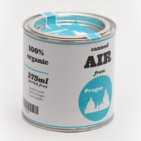 Original Canned Air From Prague