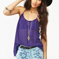 Venice Cutoff Shorts